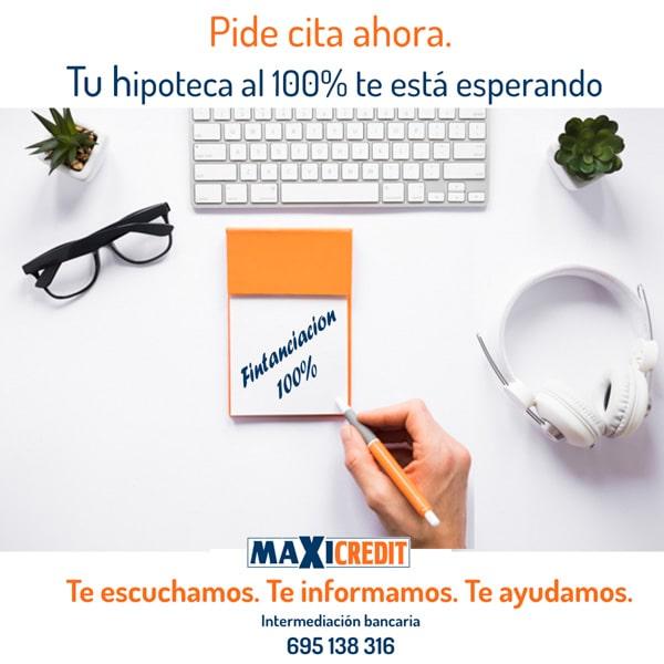 contacto Asesoría financiera Málaga Maxicredit.
