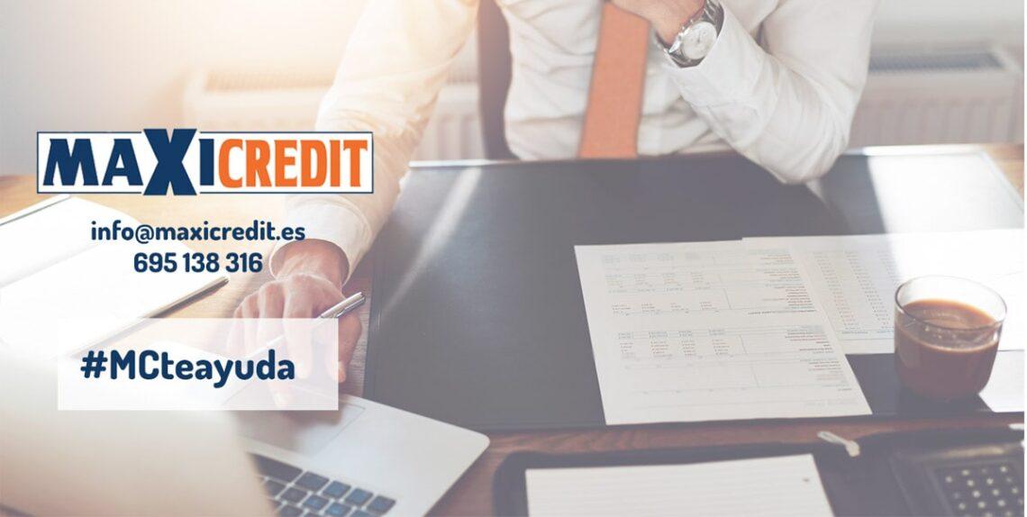 Contacto Asesoría Financiera en Málaga Capital - Maxicredit
